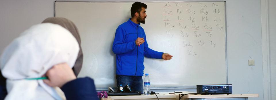 Yabancılar için Türkçe Dersleri