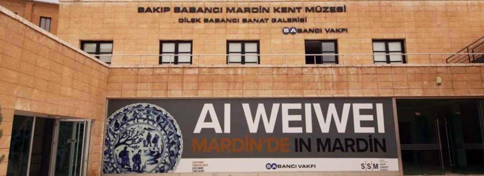 Ai Weiwei Sergi Afişi