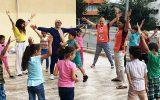 TEMA Mülteciler Eğitim Merkezini Ziyaret Etti