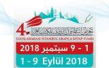 4. Uluslararası İstanbul Arapça Kitap Fuarı