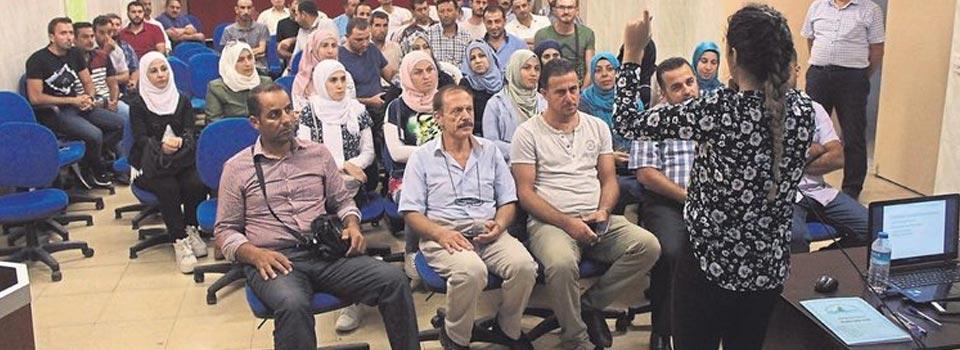 Suriyeli Öğretmenler