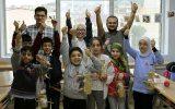 Çocuklar Dünya Hayvan Hakları Günü'nde Kuşlar İçin Yemlik Yaptı