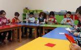 Anaokulu Öğrencilerine Meslekleri Tanıttık