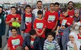 Mültecilerle Birlikte 40. İstanbul Maratonundaydık
