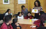Çocuklar İçin Bitki Ressamlığı Etkinliği Düzenlendi