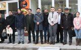 Gaziantep'te Faaliyet Gösteren Dernekler Derneğimizi Ziyaret Etti