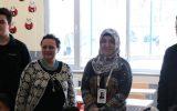 Yumak Yumak İyilik Örgü Kulübünden Mülteciler Anaokulu Ziyareti