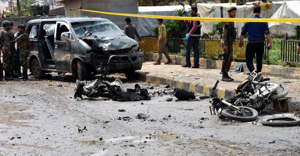 ElBab Bombalı Saldırı