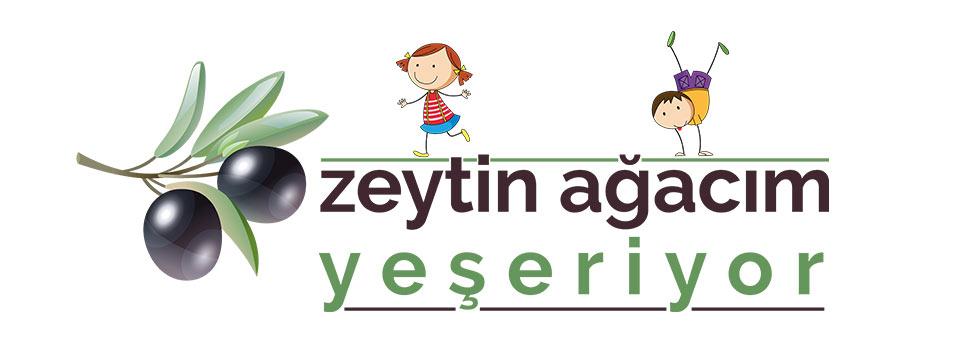 zeytin figürlü logo
