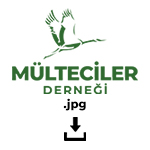 Mülteciler Derneği Logo