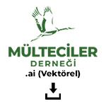 Mülteciler Derneği Vektörel Logo Görseli İndir