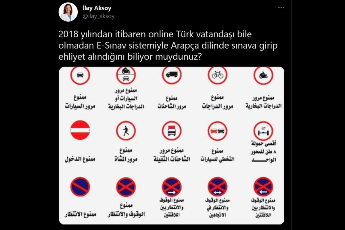 Suriyelilerin Online Sınavla Ehliyet Aldığı İddiası